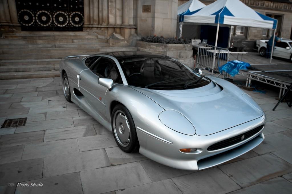 Jaguar XJ220 Bradford Classic