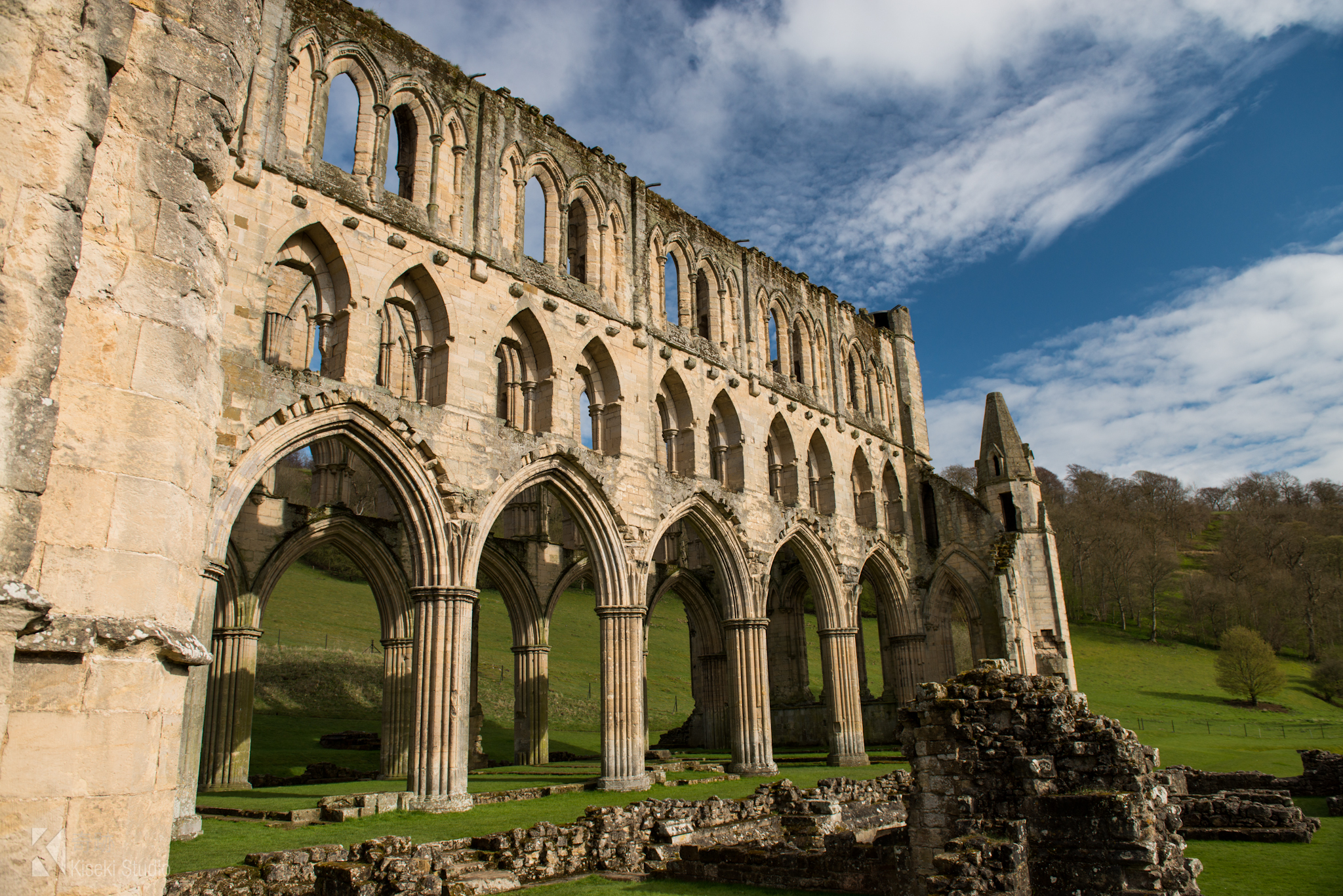 Rievaulx Abbey English Heritage Site Kiseki Studio