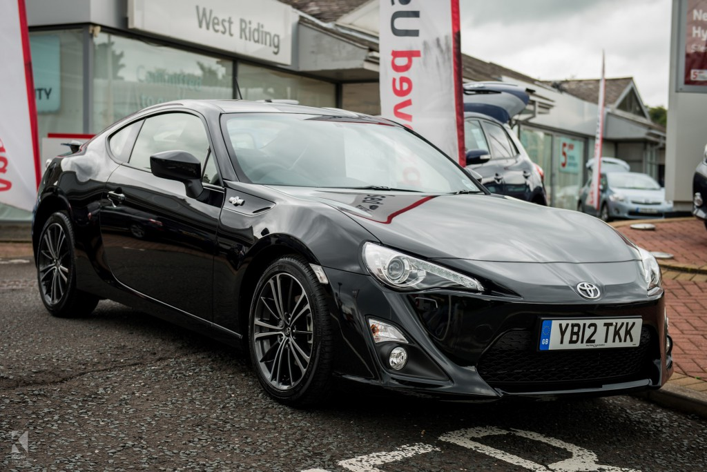 Toyota GT-86 ZN6 dealership
