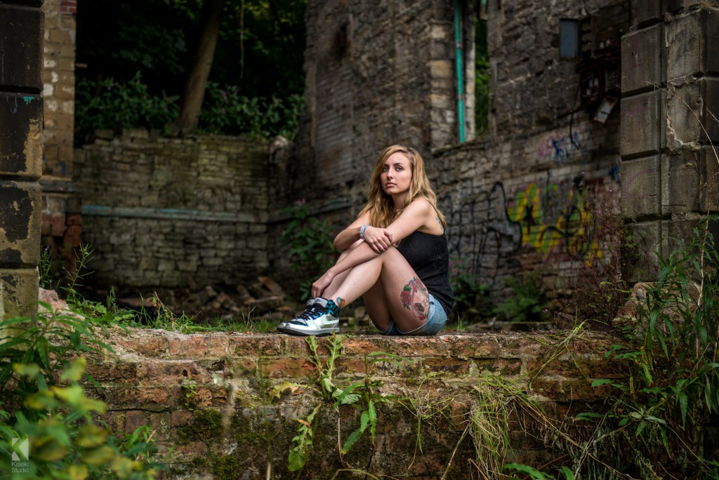 Urban Portrait of Tia