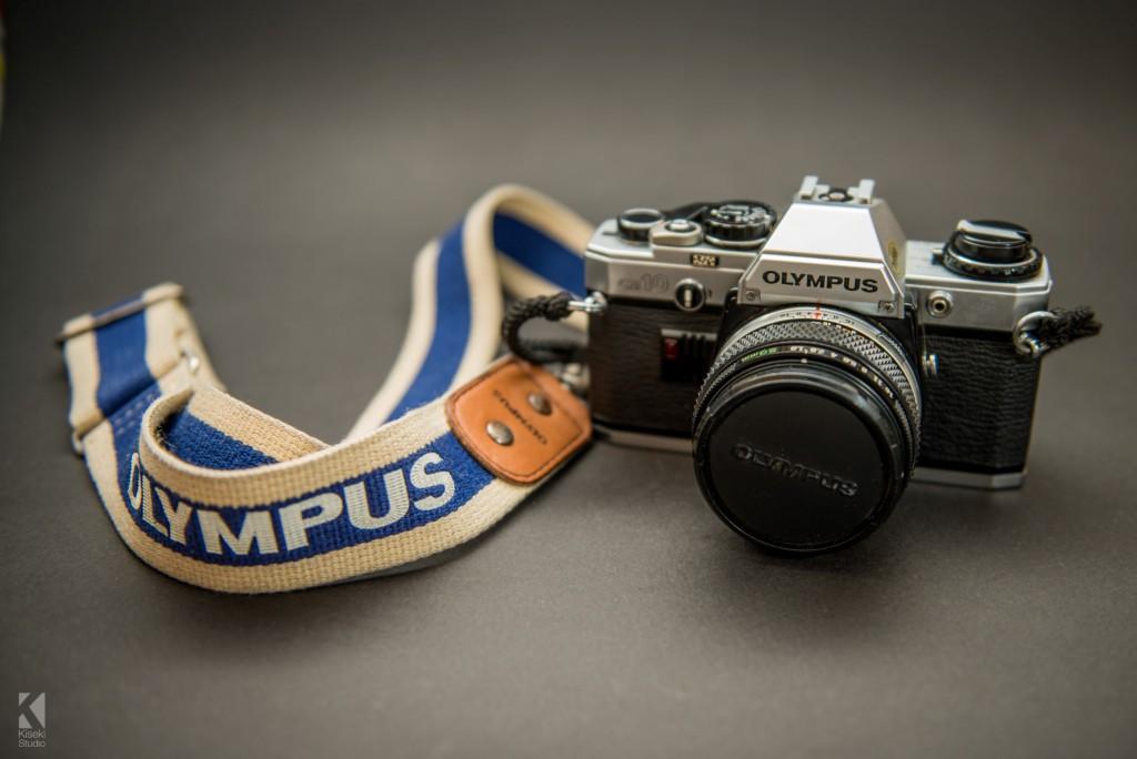 Olympus OM10 Camera