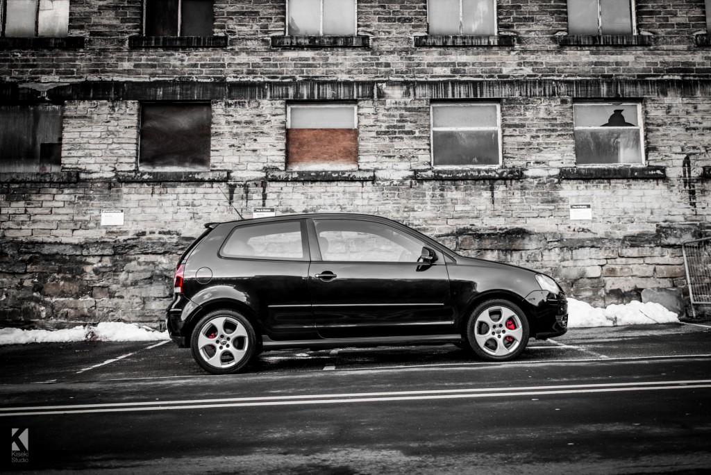 Volkswagen Polo GTI 9N