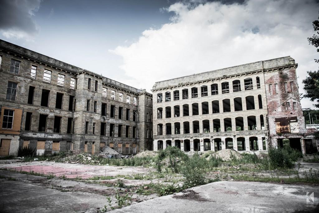 Abandoned Mill Bradford