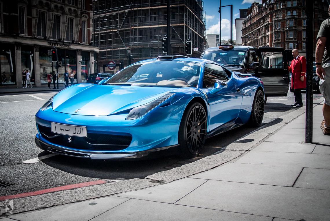 hamann 458 italia dsc_1012jpg - Ferrari 458 Italia Blue