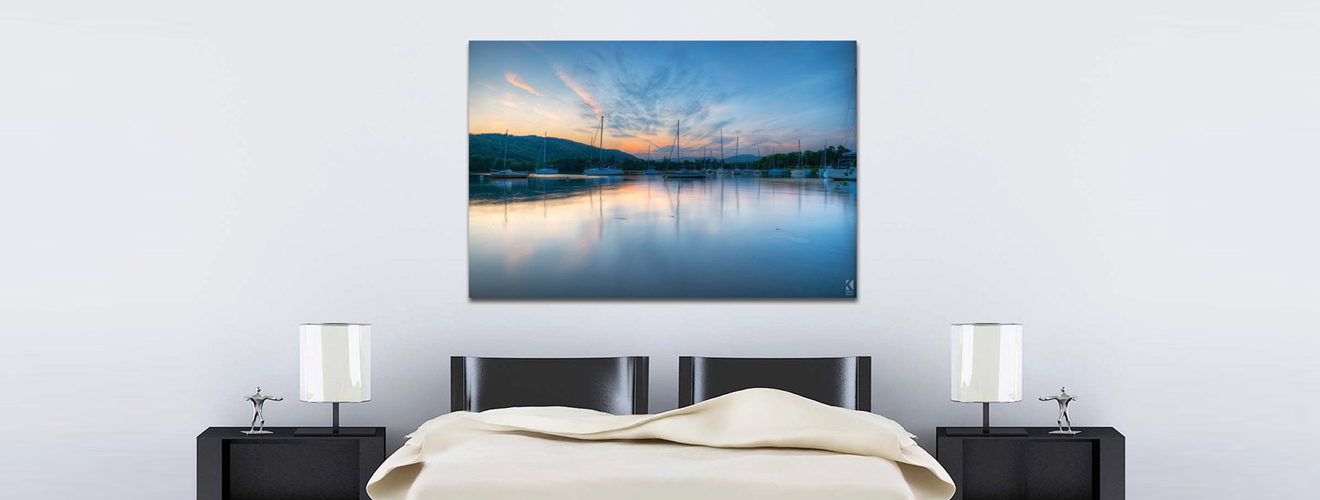 Limited Edition Landscape Canvas Prints