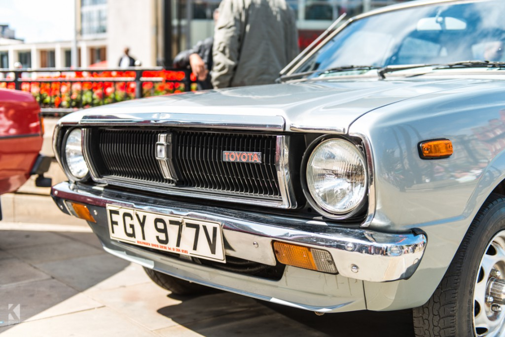 Toyota Corolla Bradford Classic