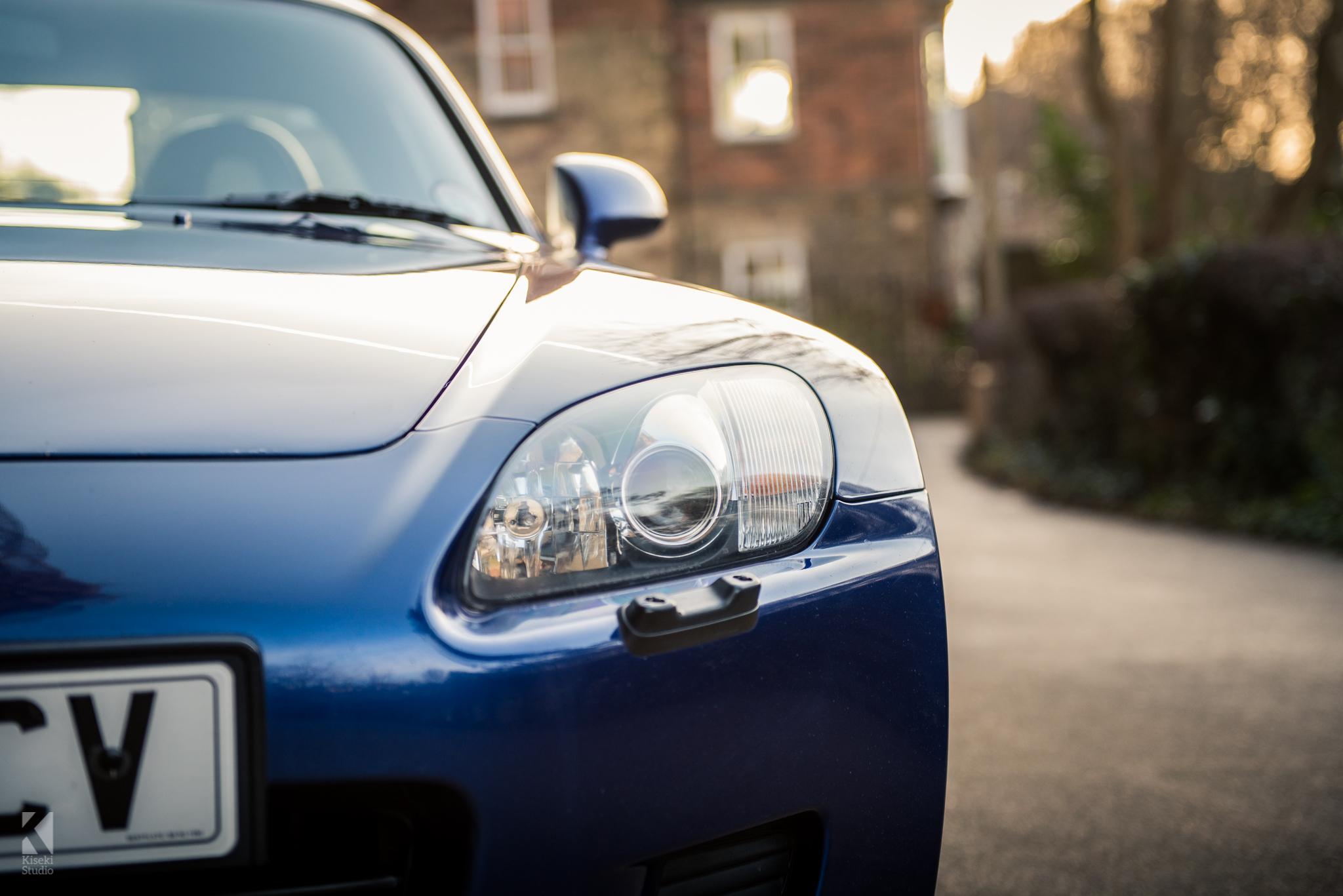 Honda S2000 AP1 Monte Carlo Blue