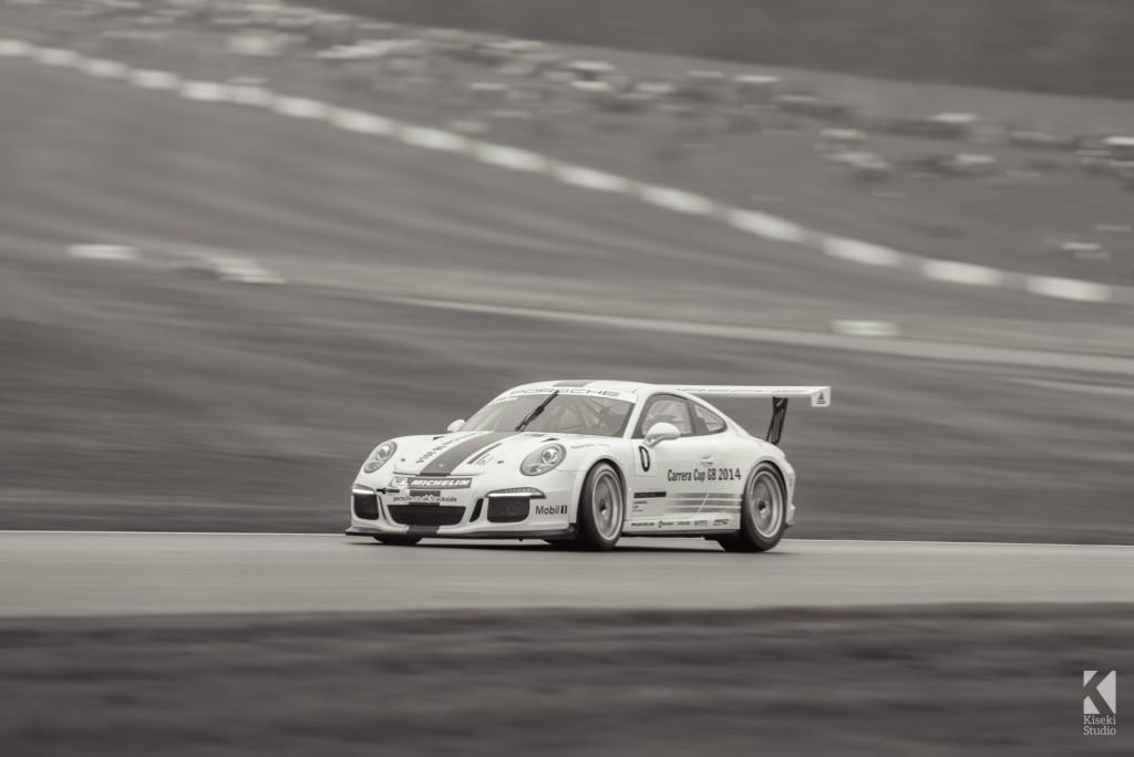 Porsche 911 GT3 Cup Donington Park