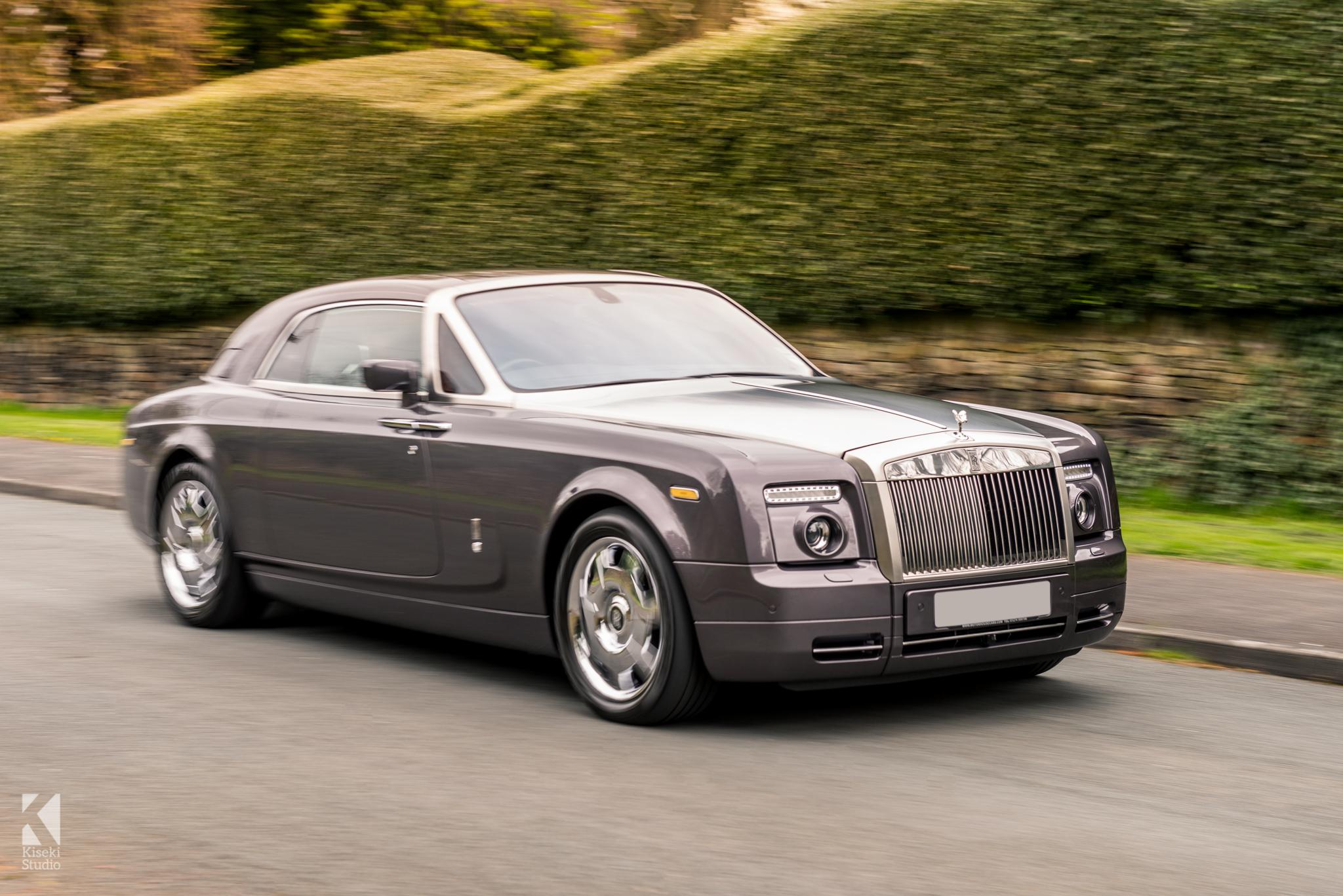 Rolls Royce Phantom Coupé in Grey - Kiseki Studio