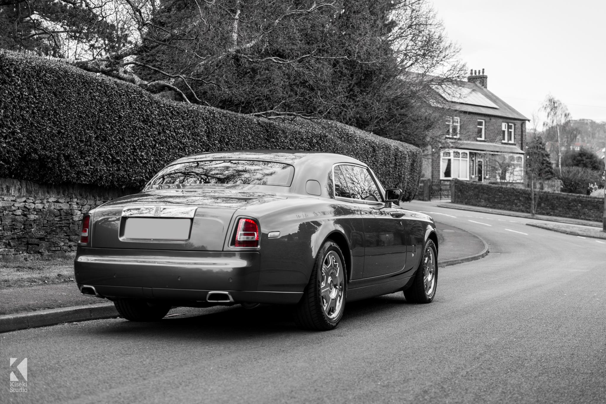 Rolls Royce Phantom Coup 233 In Grey Kiseki Studio