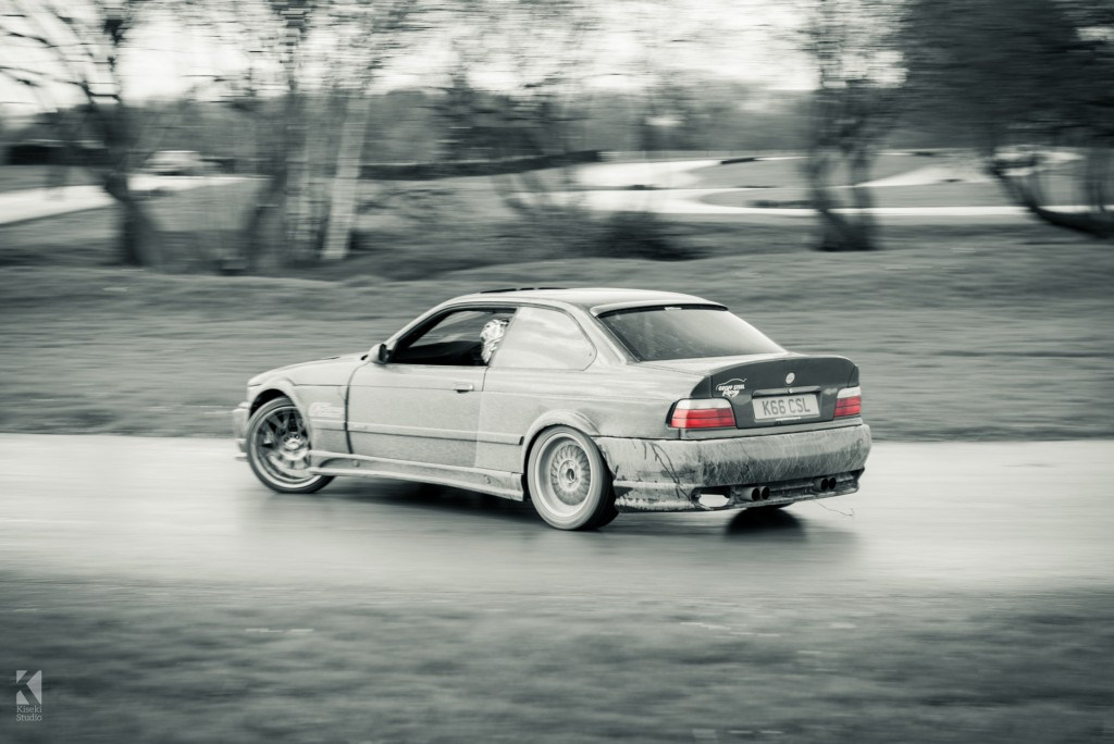 BMW M3 E36 drifting