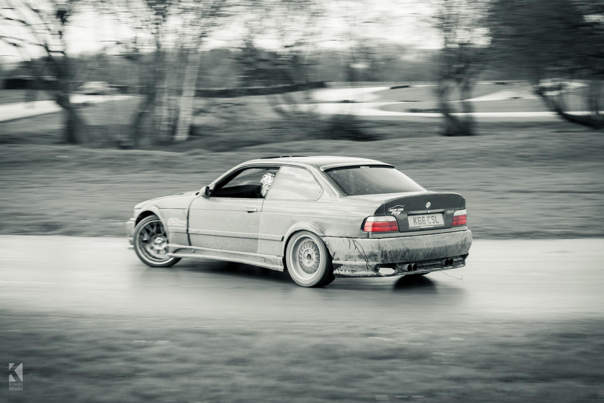 BMW M3 E36 drifting