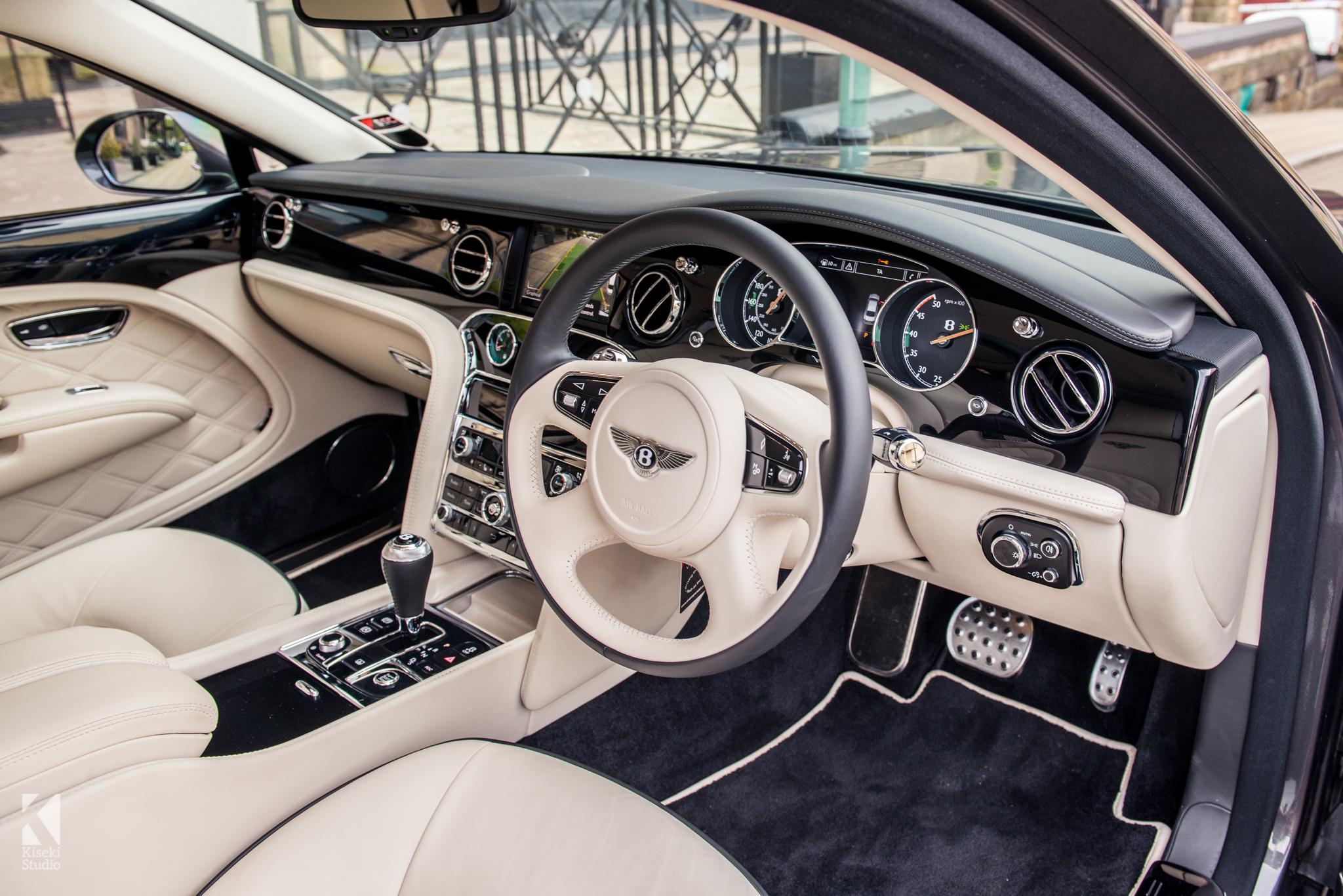 Bentley Mulsanne Interior