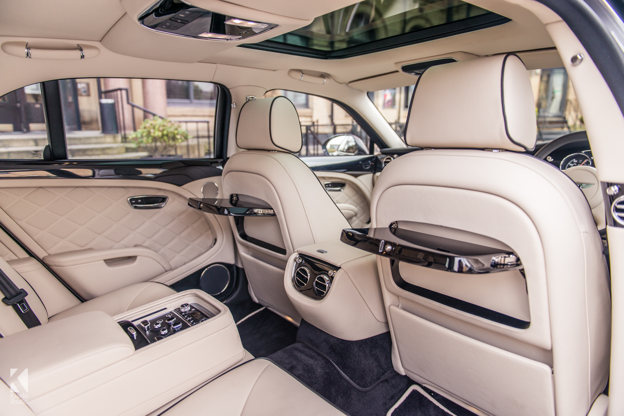 Bentley Mulsanne Tungsten Kiseki Studio