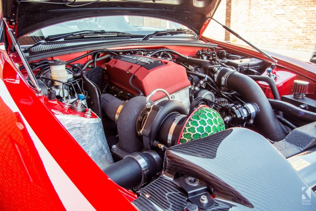 Honda S2000 Turbo F20C
