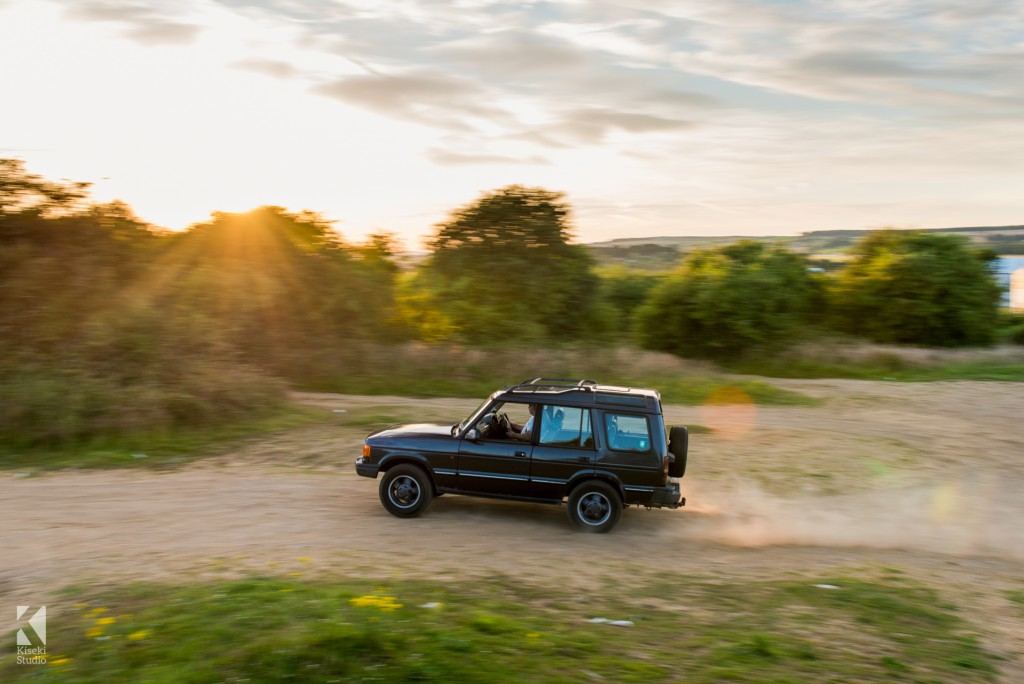 Land Rover Discovery 1 XS off-road