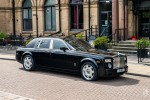 Rolls Royce Phantom in Black