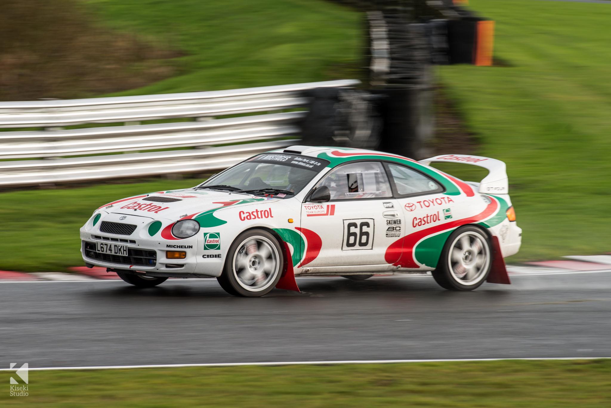 Toyota Celica GT-Four ST205 WRC