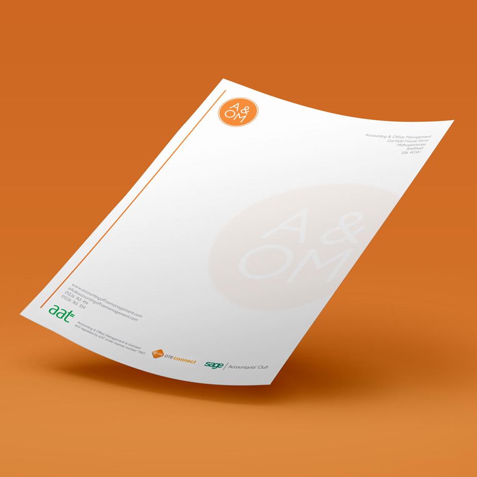 aandom-letterhead
