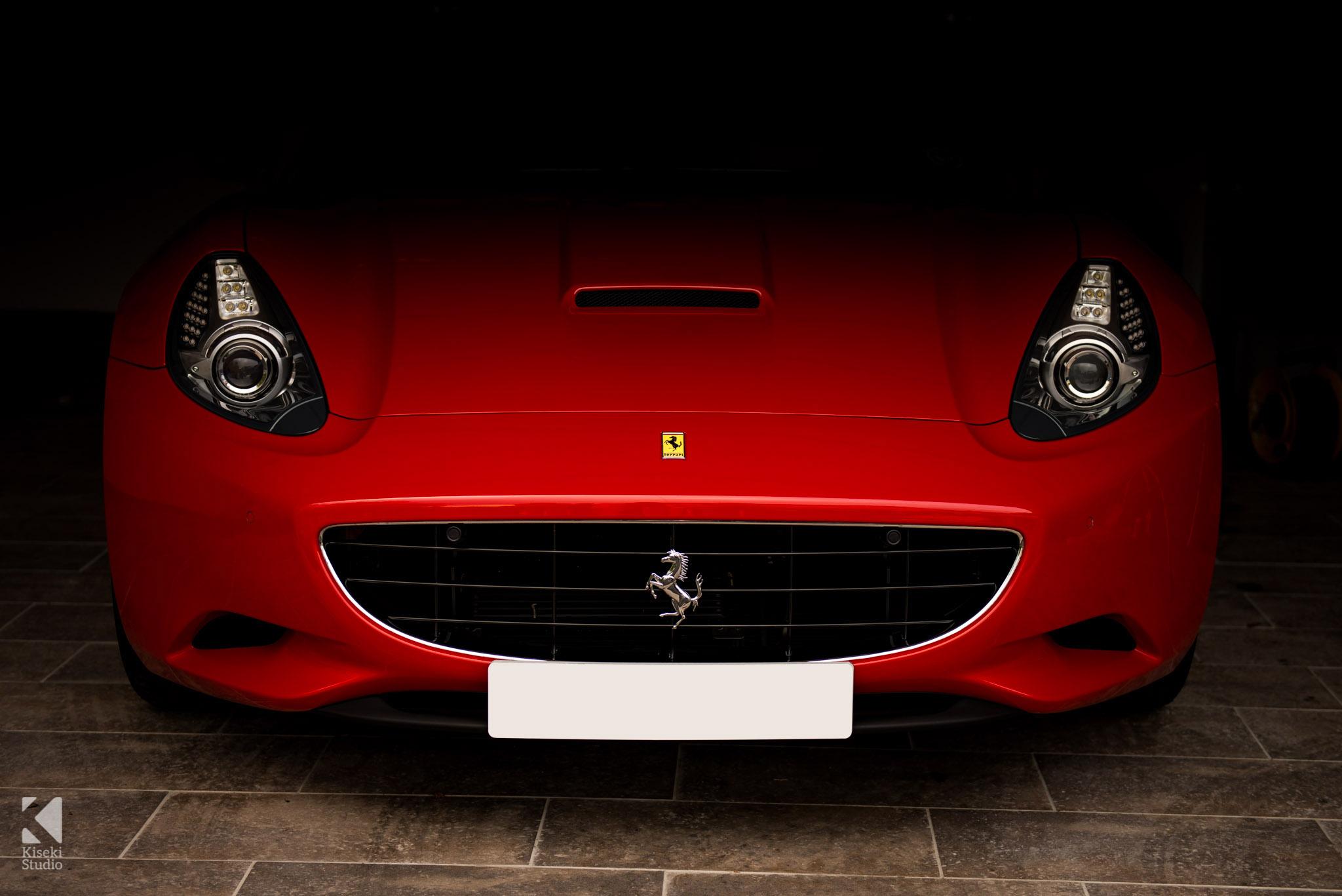 Ferrari California Rosso Corsa