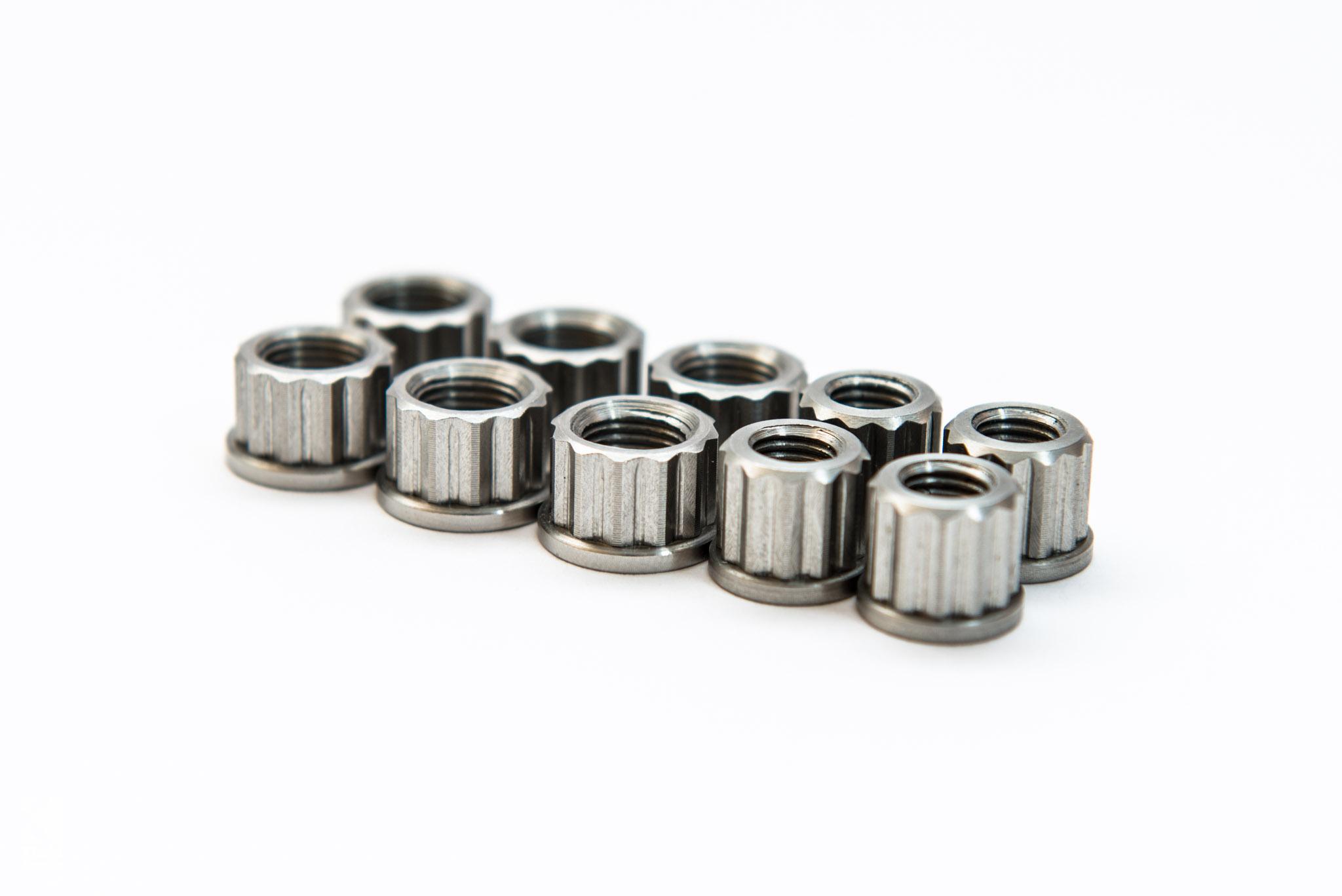Morgo Base Nuts