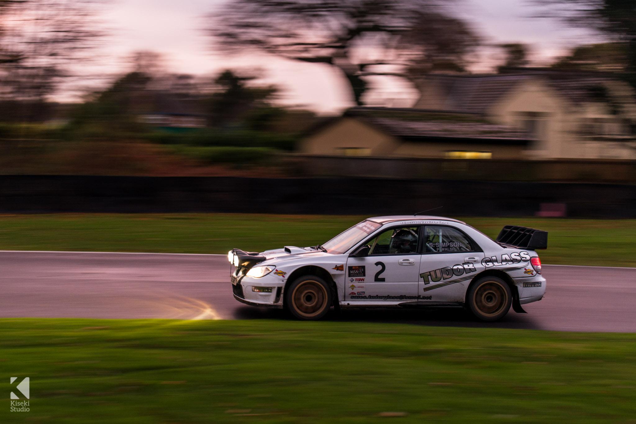 Subaru Impreza STI WRC GDB