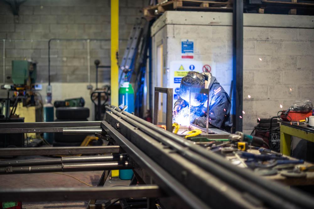 tfe-steel-welding