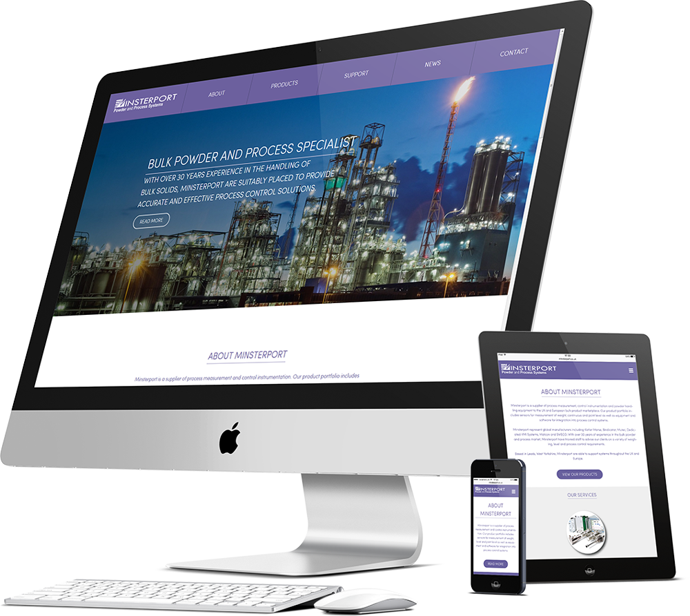 minsterport-responsive-website