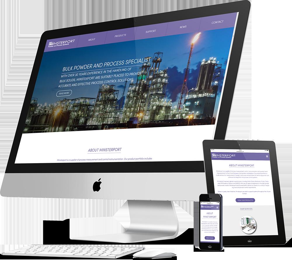 minsterport-responsive-website