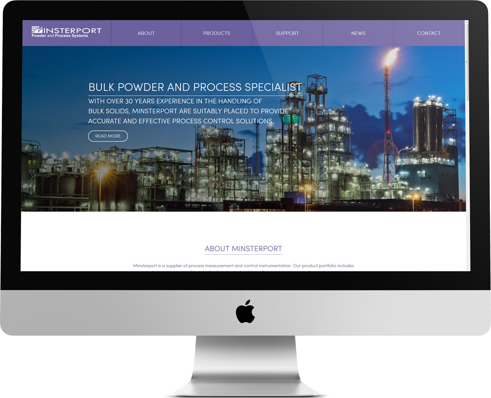 minsterport-website-preview