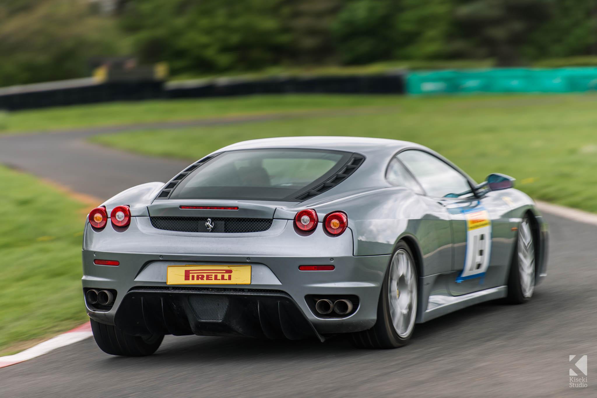 Ferrari F430 - Harewood Speed Hillclimb