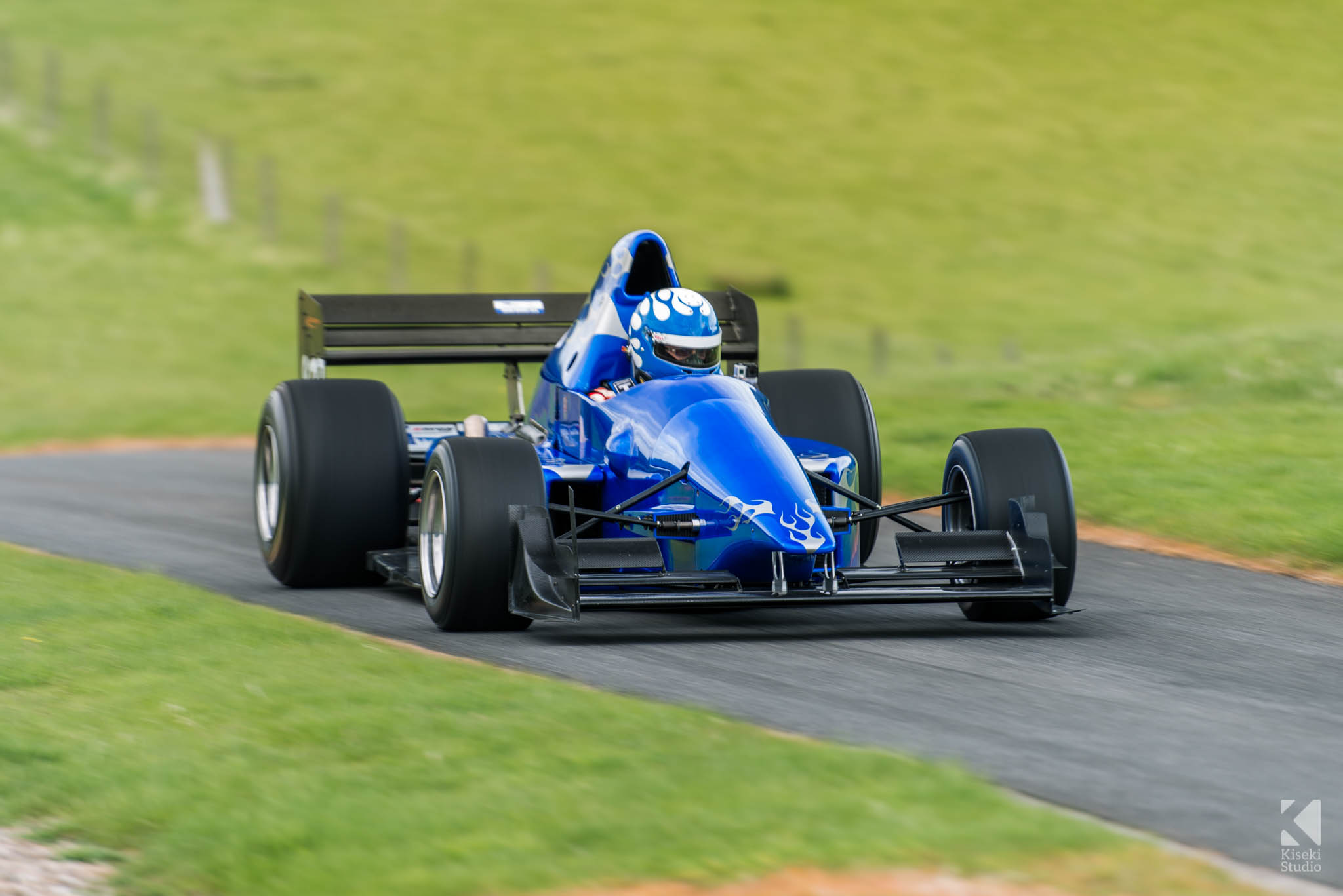 Pilbeam MP97 - Harewood Speed Hillclimb