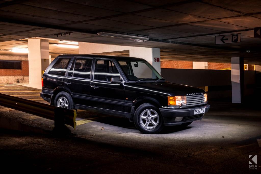 Range Rover HSE 4.6 P38