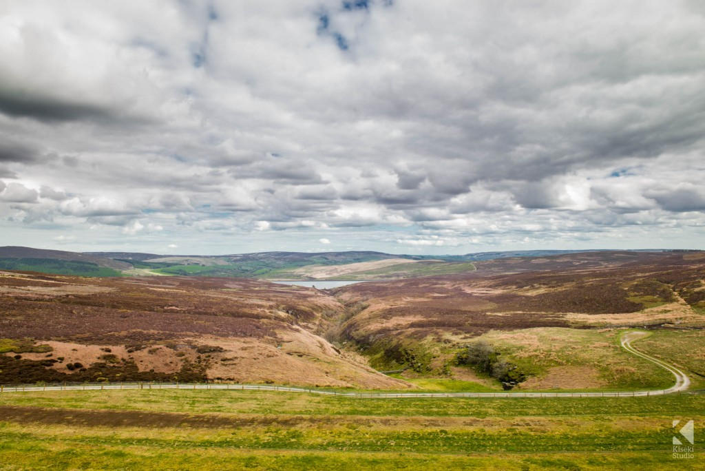 The View from Upper Barden Reservoir