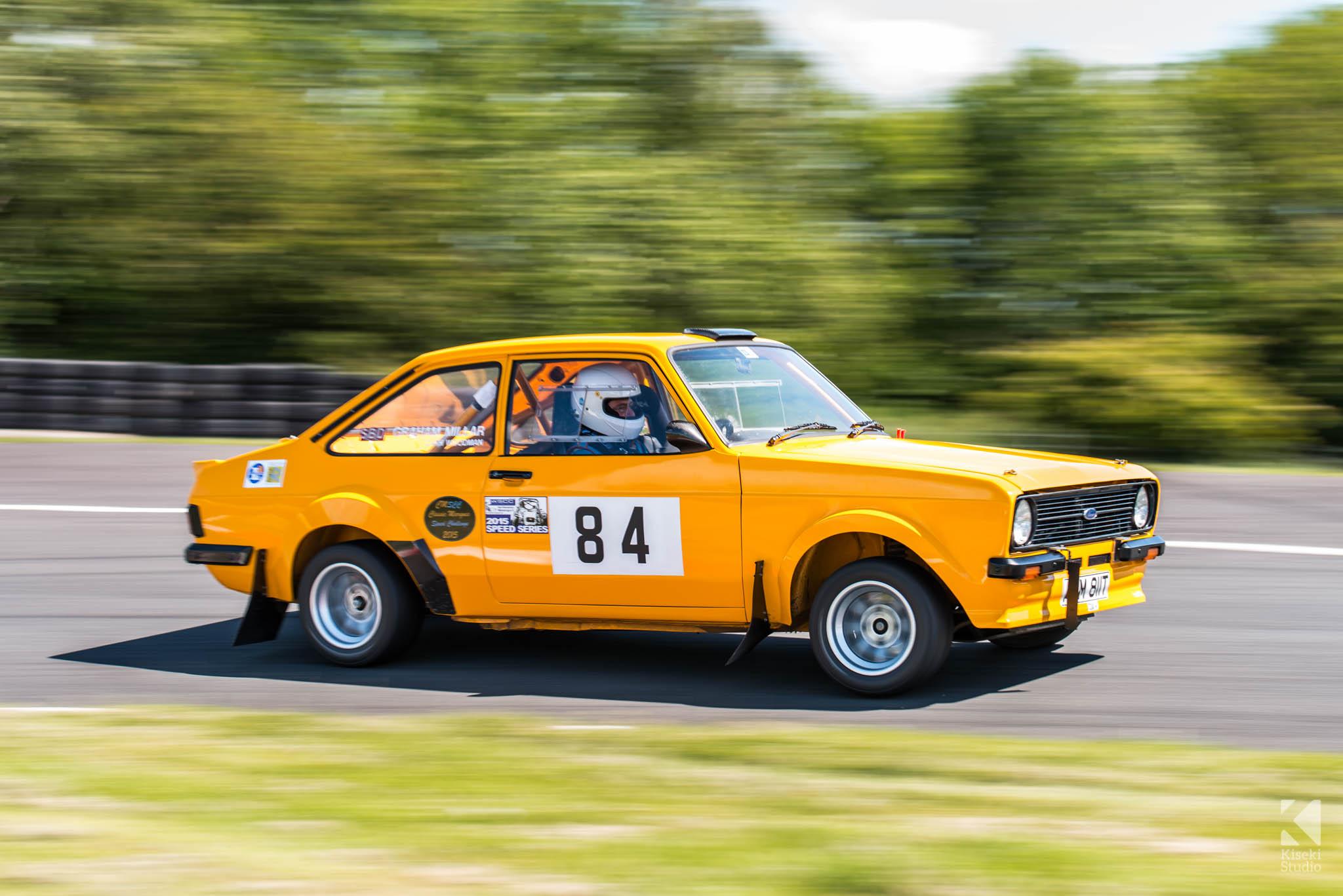 Ford Escort Mk2 drifting