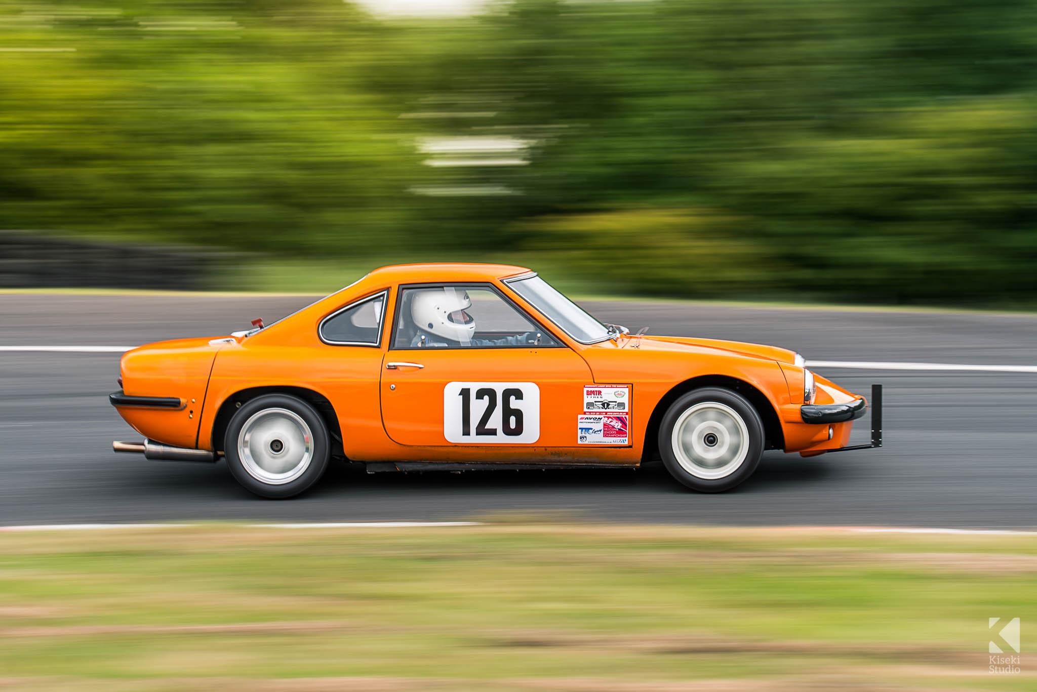 Ginetta G15 Orange