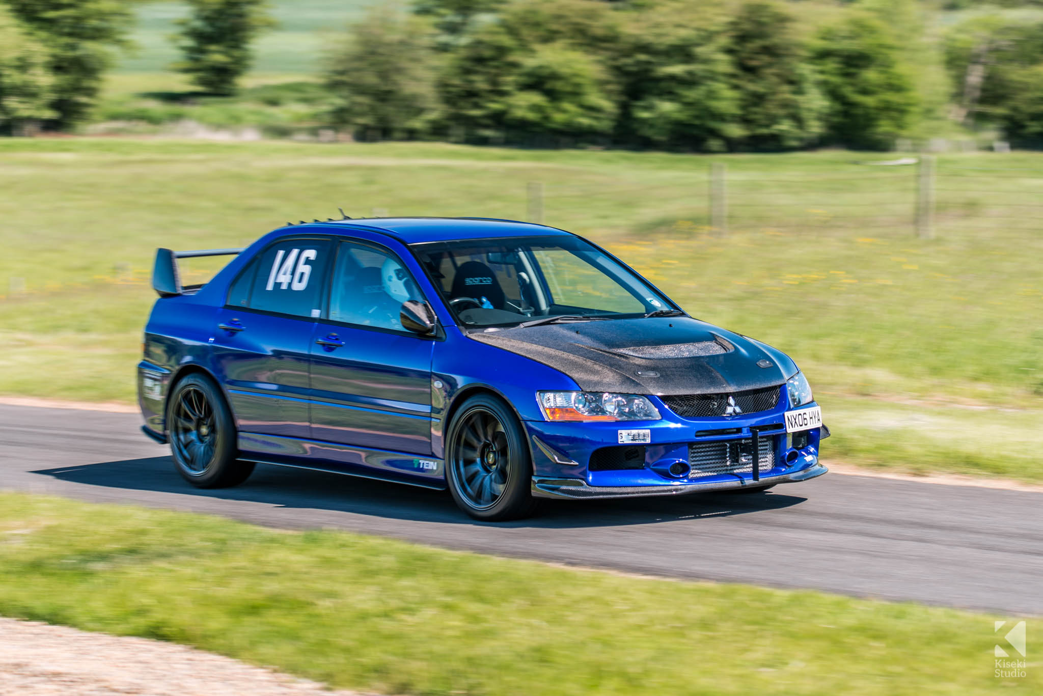 Mitsubishi Lancer Evolution 9 MR CT9A
