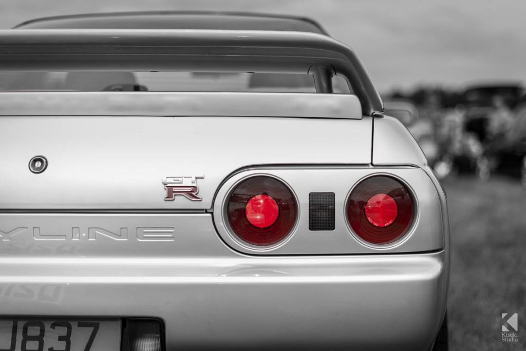 Nissan Skyline R32 GTR Silver