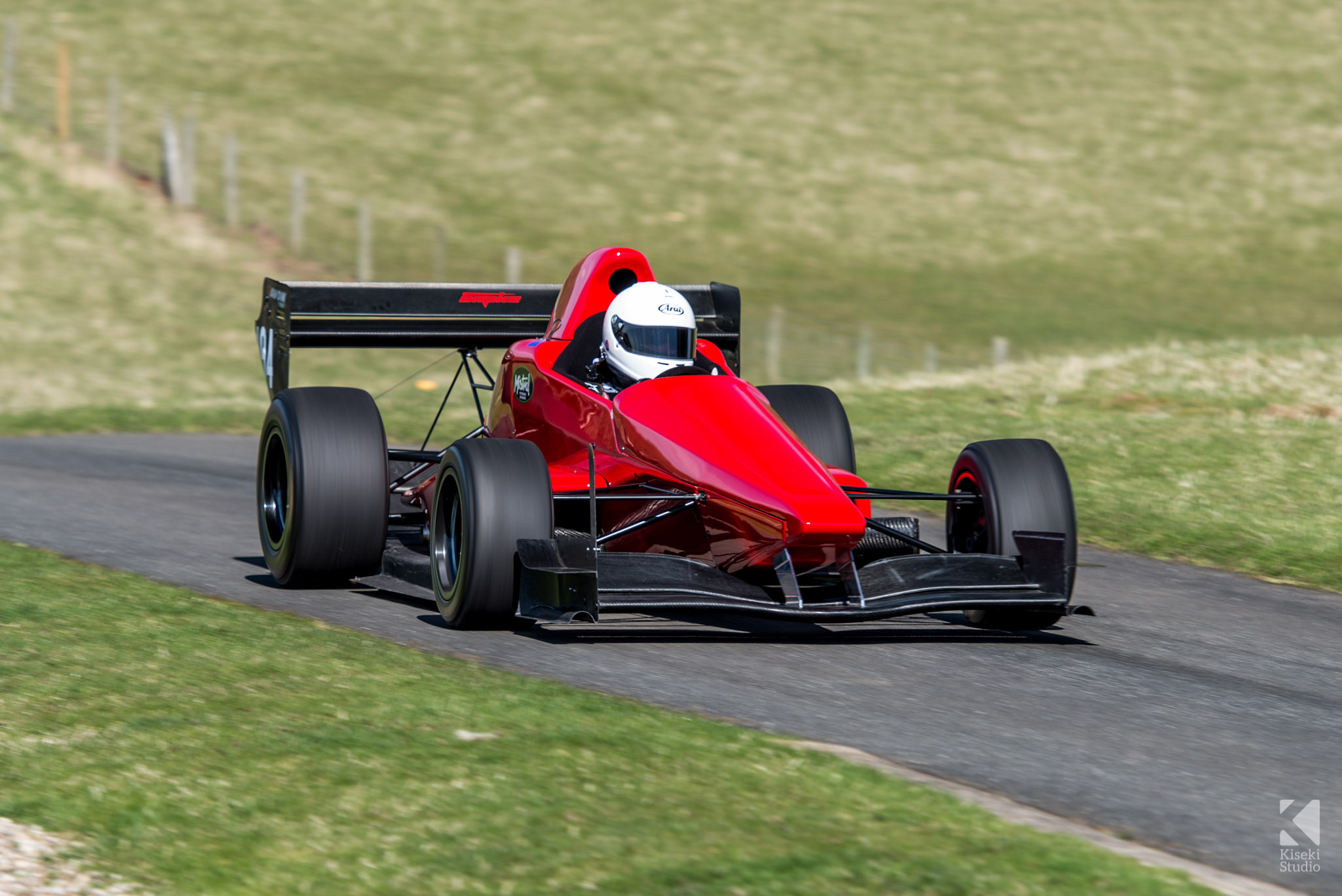 Empire 00 Evo Series at Harewood Speed Hillclimb
