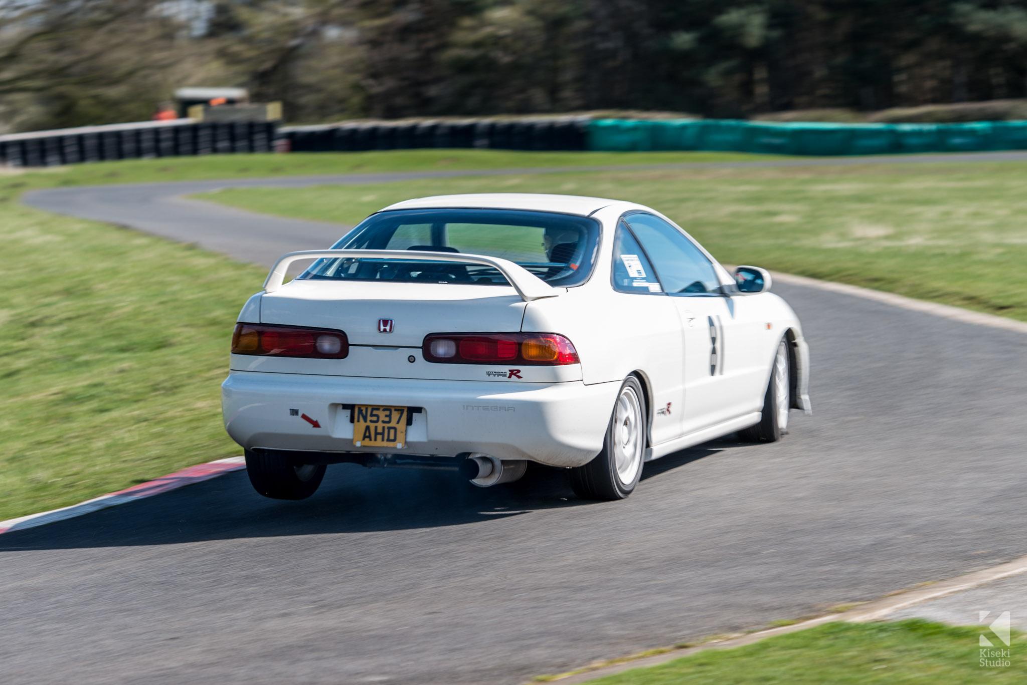 Honda Integra Type-R DC2 Cornering