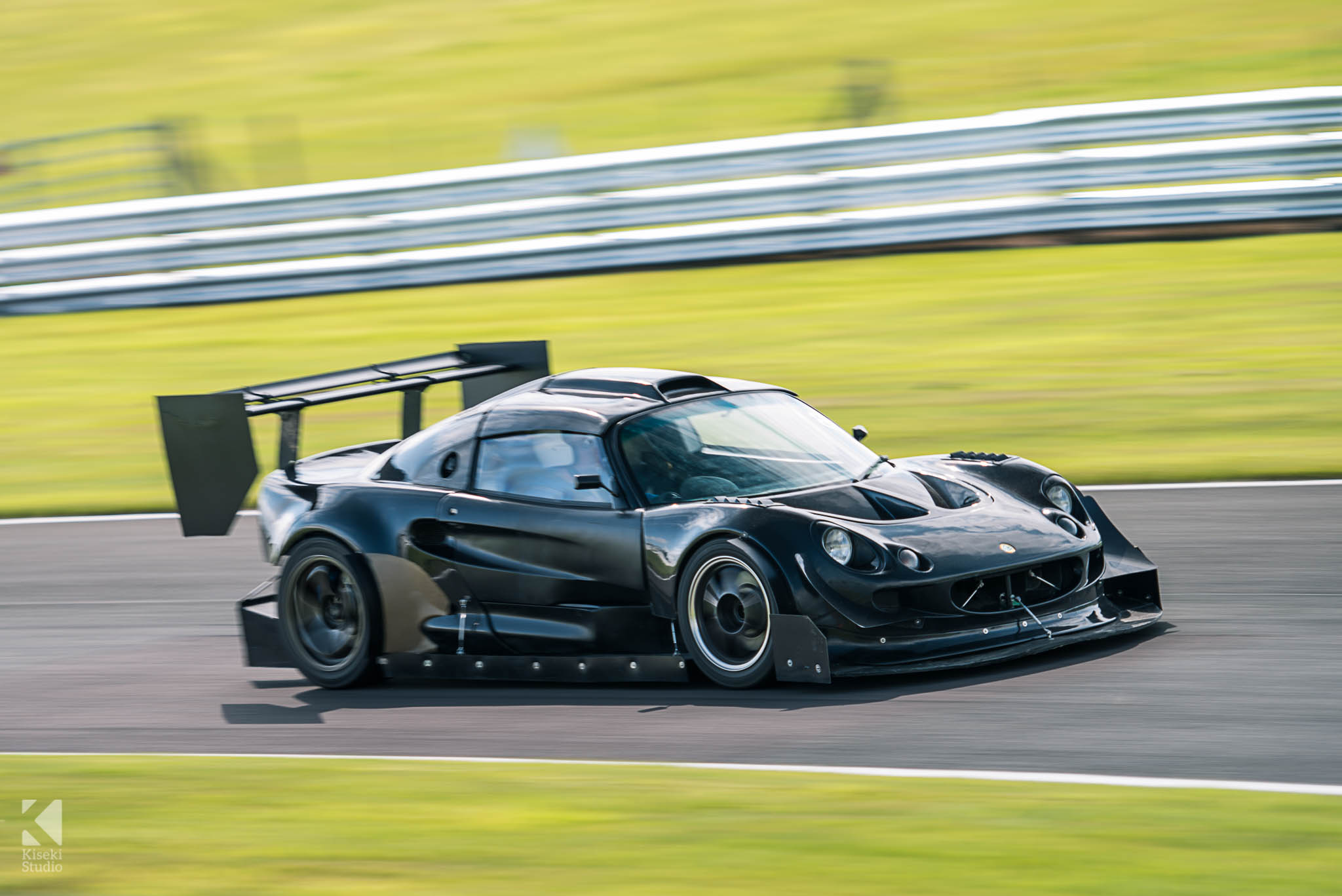 Lotus Exige Time Attack Carbon Fibre Aero
