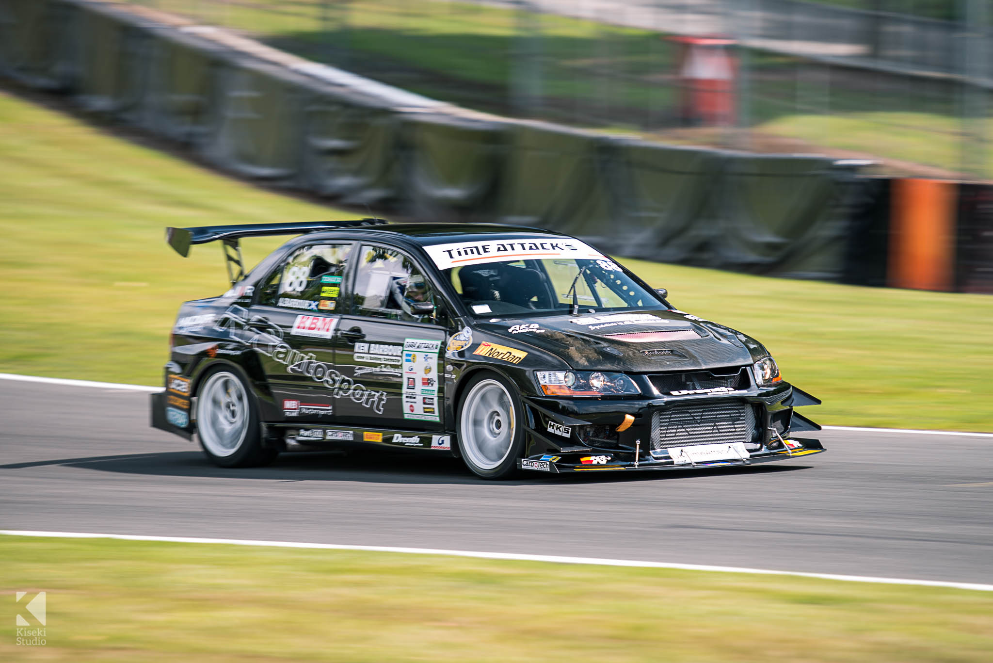 Mitsubishi Lancer Evolution 9 Time Attack