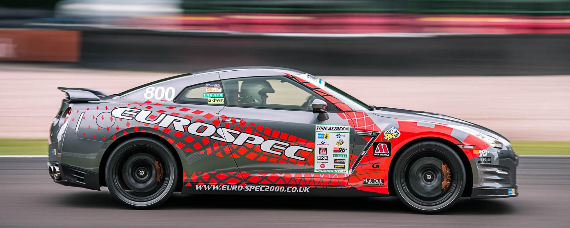 Nissan GTR R35 Eurospec