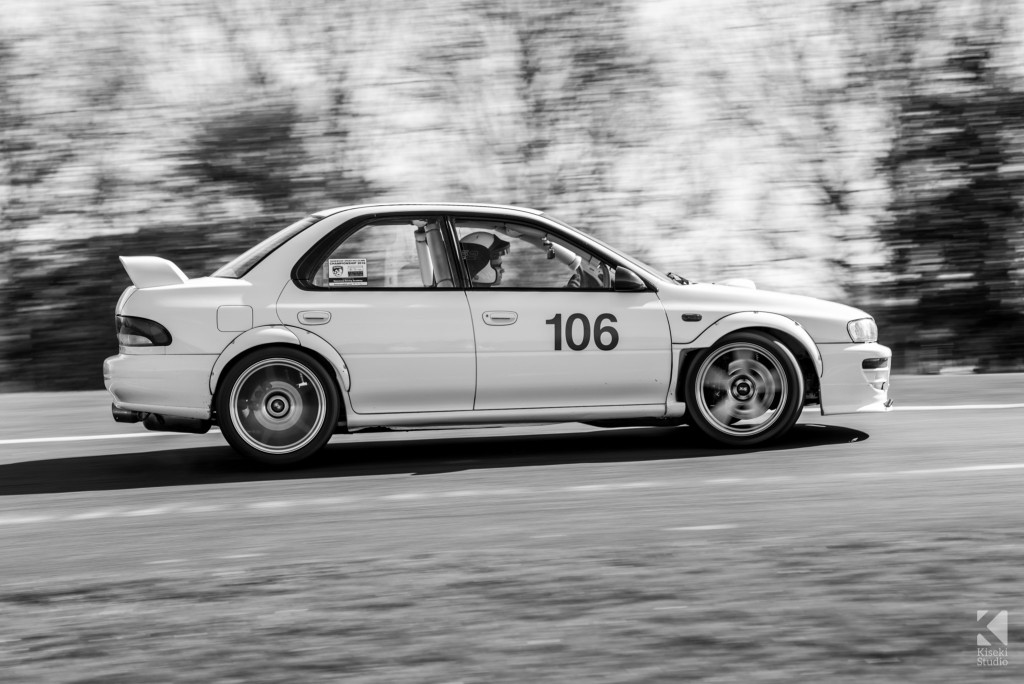 Harewood Speed Hillclimb – April 2016