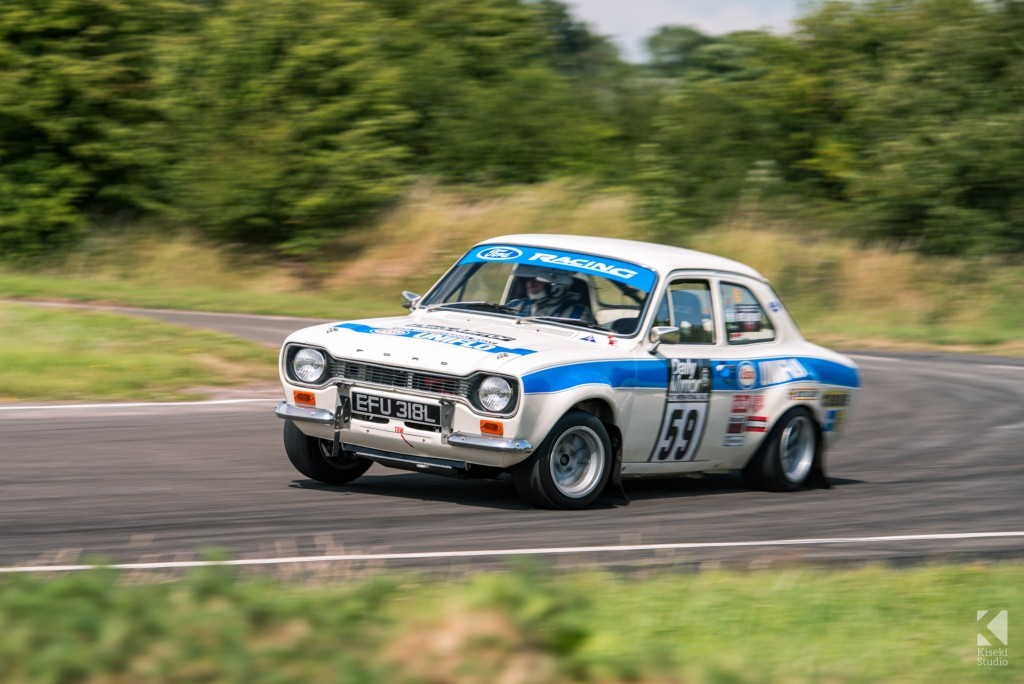 Ford Escort Mk1 Rally Car Curborough Sprint Course