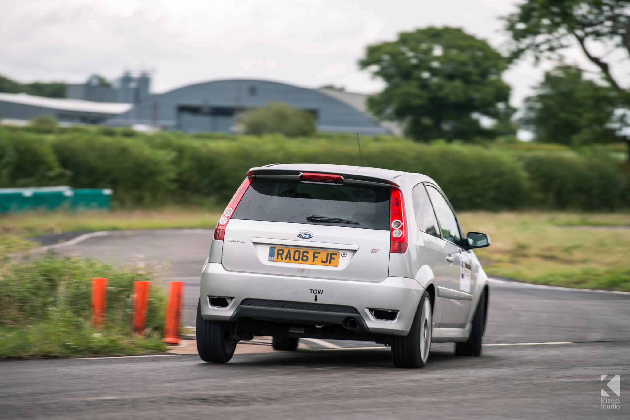 Ford Fiesta ST 150 Curborough Sprint Course