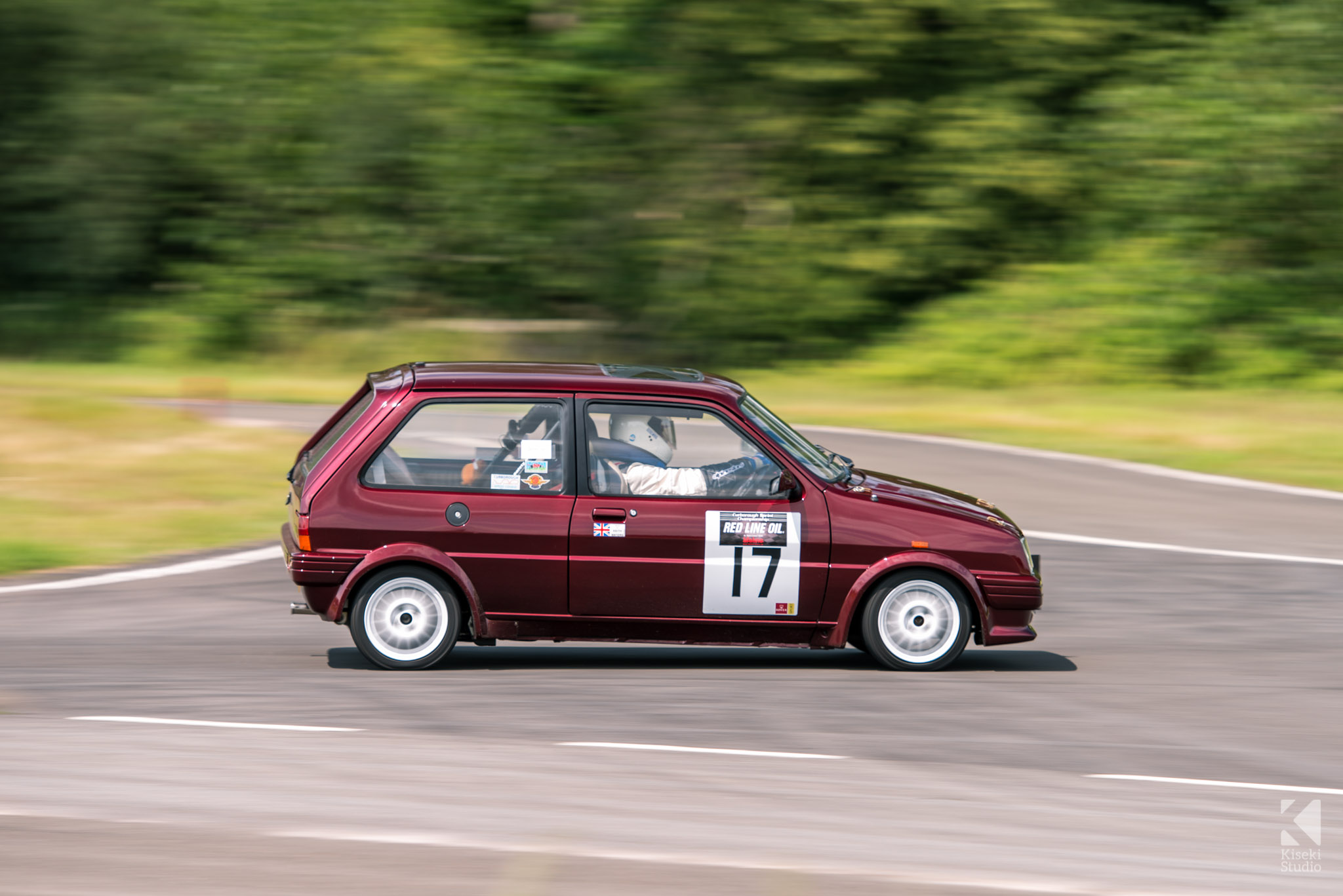 MG Metro Curborough Sprint Course