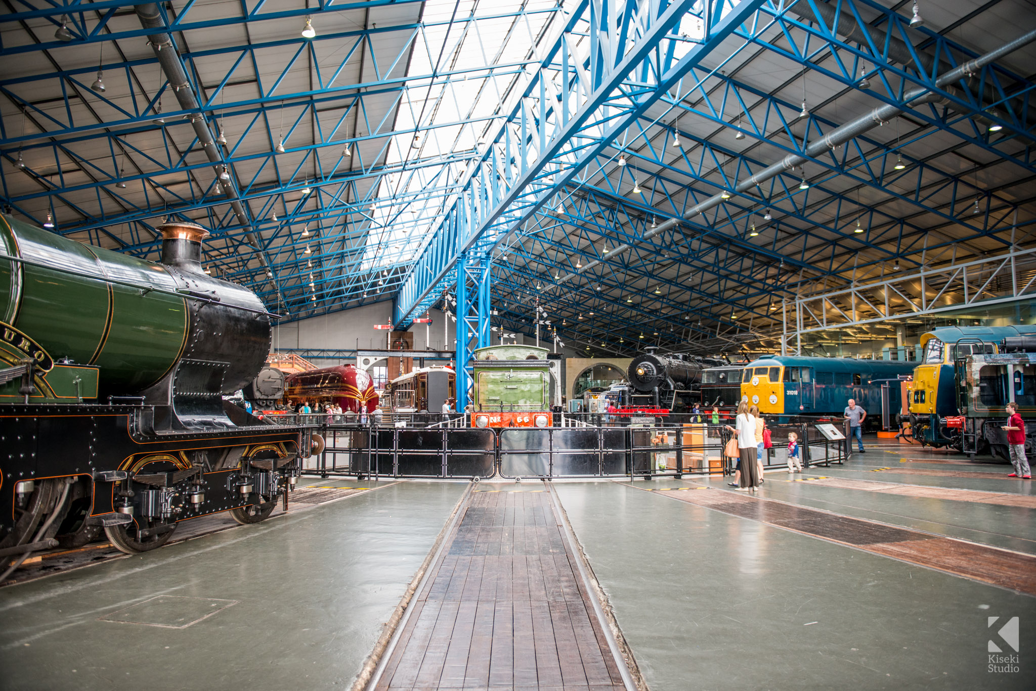 York National Railway Museum