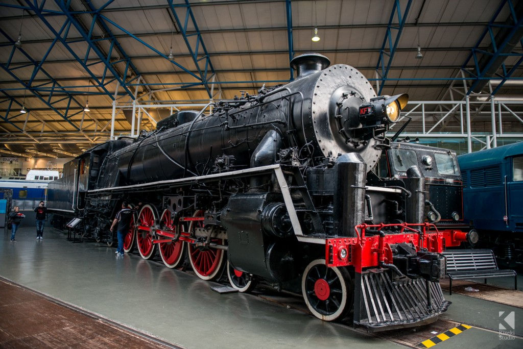 A trip to York and the NRM
