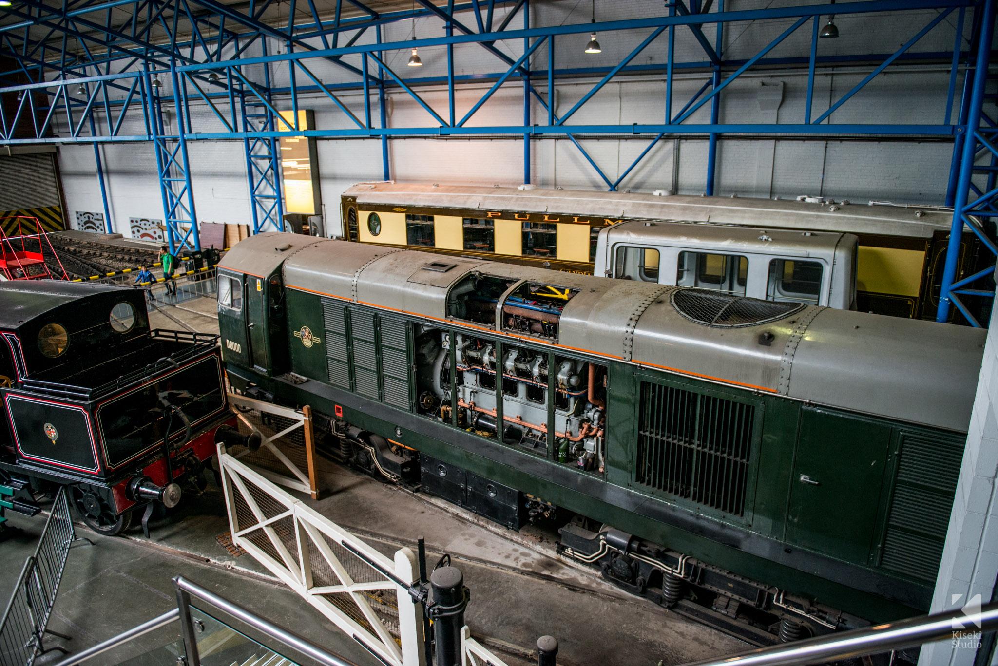Class 20 No. 20050